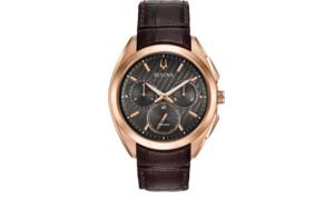 Luxshopping - đồng hồ nam Bulova CURV Chronograph 43mm