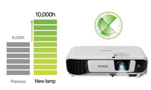 Máy chiếu Epson EB-W41 - Máy chiếu giá rẻ Quận Tân Bình