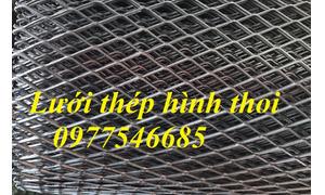 Lưới dập giãn dây 2ly ô 20 x 40 hàng có sẵn giá cạnh tranh .