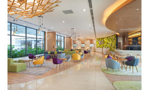 Holiday Inn & Suites Saigon giá rẻ tại Hotel24h.net