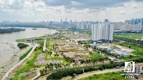 Bán nền biệt thự quận 2, view sông Sài Gòn, cộng đồng đẳng cấp