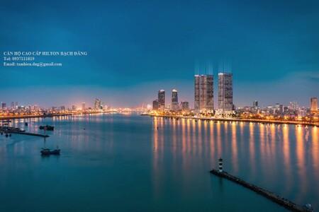 Hilton Bạch Đằng - căn hộ cao cấp trung tâm Đà Nẵng