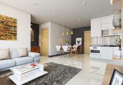 Chỉ 300tr TT 30% giá căn hộ, cơ hội an cư lập nghiệp tại Q. Bình Tân
