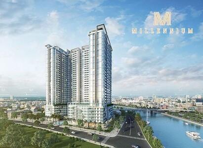 Mở bán 100 căn cuối cùng dự án căn hộ Millennium quận 4